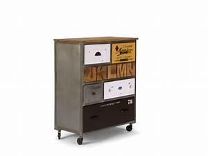 Möbel Online Bestellen Günstig : industrial kommode aus mangoholz industrie look ~ Michelbontemps.com Haus und Dekorationen