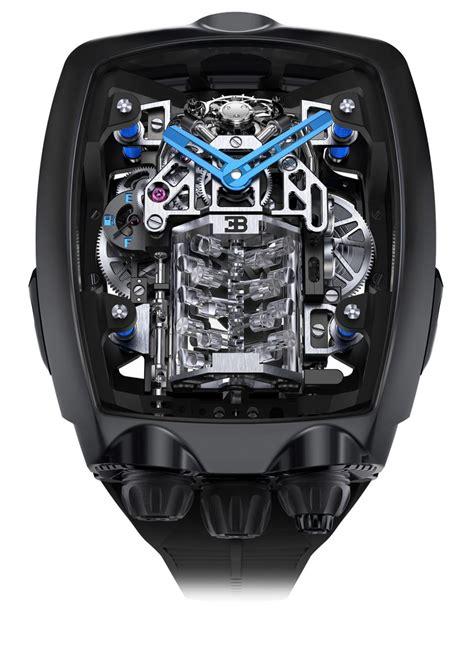 Welcome to the bugatti chiron of watches. Jacob & Co Unveil $280,000 Bugatti Chiron Tourbillon Watch