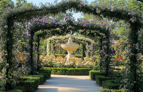 Sabatini Gardens by Retiro Park