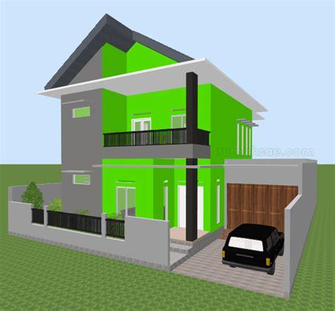 desain rumah islami minimalis  lantai rumah sae