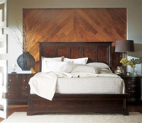 Modern Bedroom Furniture Sydney by Stanley Furniture Transitional Portfolio Panel Bedroom Set