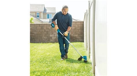 makita debuts  cordless couple shaft system string trimmer world outdoor news