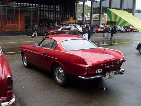 Volvo P1800 1961-1973 (1969 Coupé 2d), left rear view ...