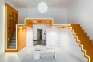 designer hochbett creative loft apartment in budapest featuring accented design idesignarch interior design