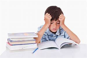 Is your child's homework harming their health?