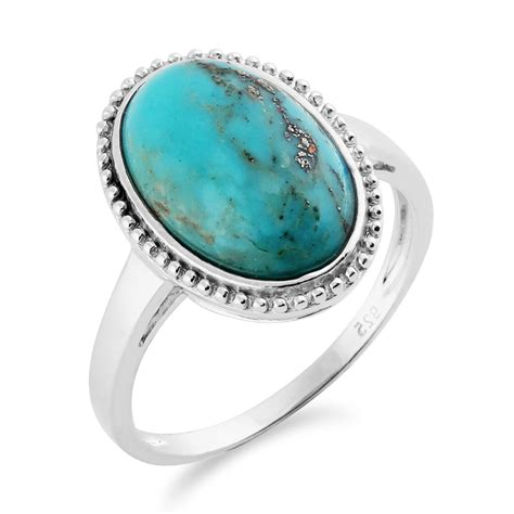 Gemondo Sterling Silver 4ct Turquoise Cabochon Oval Bezel. Anchor Rings. Ancient Viking Wedding Rings. Trillion Cut Engagement Rings. Love Name Engagement Rings. October Birthstone Wedding Rings. Paper Quilling Rings. Baguette Stone Rings. Cameo Rings