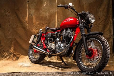 Bike Modifications Delhi by Personalized Bullet By Delhi Motorcycles 350cc