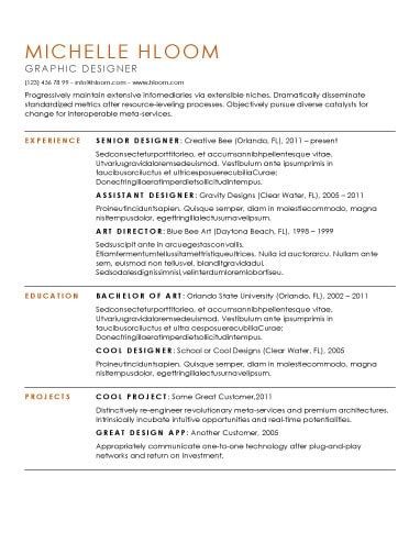 Open Office Resume Template by 8 Free Openoffice Resume Templates Ott Format Hloom