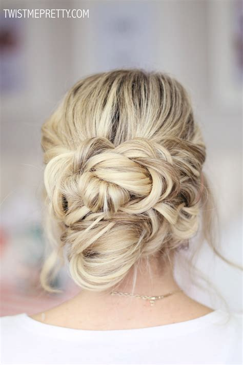 Pretty Hairstyles by 2 Easy Hairstyles Twist Me Pretty