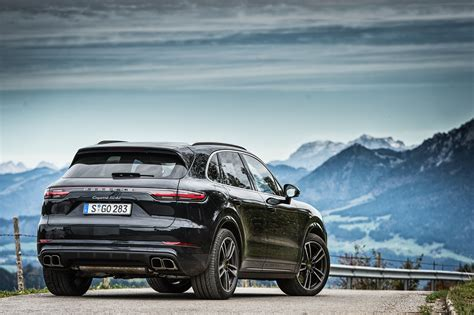 2019 Porsche Cayenne Turbo First Drive Review Automobile