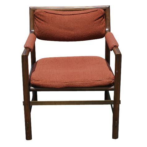 vintage edward wormley for dunbar arm chair ebay