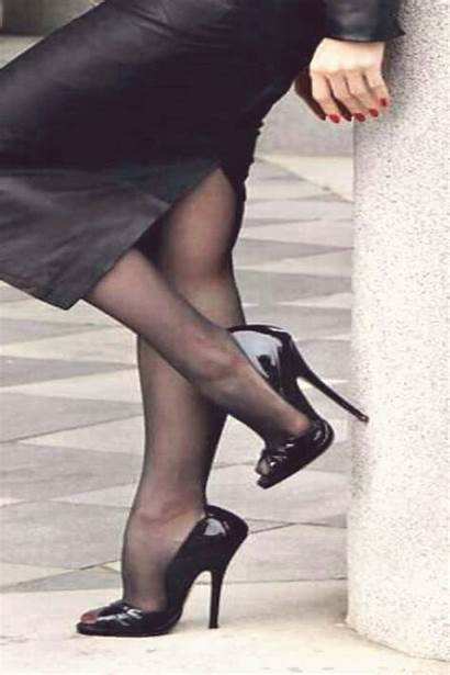 Nylons Heels Pumps Stilettos Heel Trend20us Kaynak