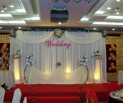 buy ftxft simple stage curtain white