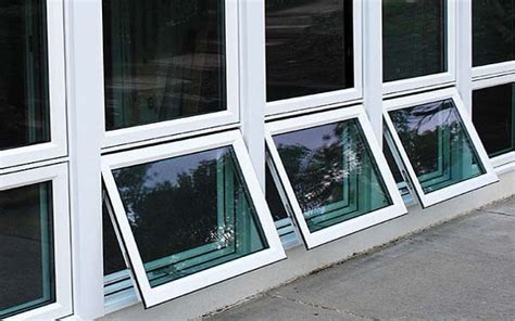 residential vinyl awning windows newtec windows