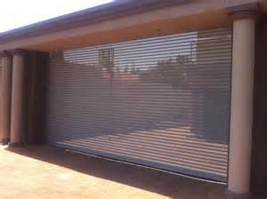 perforated punched shutters garage door sales amp installations johannesburg krazi doors