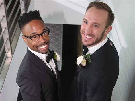 Billy Porter Husband Adam Smith Was The One That Got