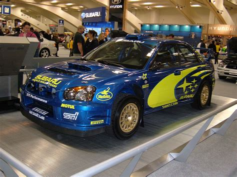 World Rally Team by File Subaru World Rally Team Impreza Wrx Sti X1 Srt Side