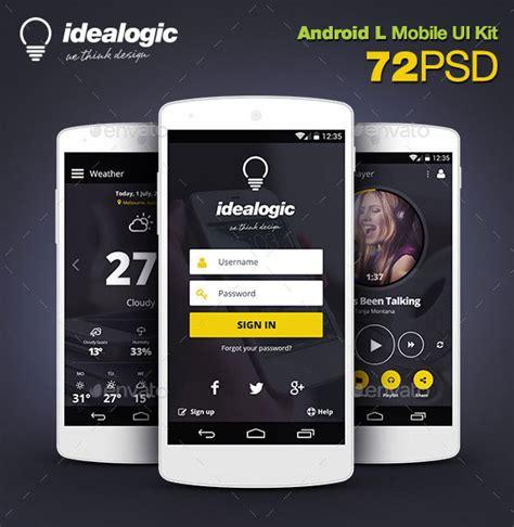 app template psd 40 awesome mobile app ui psd templates web graphic design bashooka