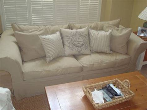 Rowe Slipcover Sofa Home Furniture Design