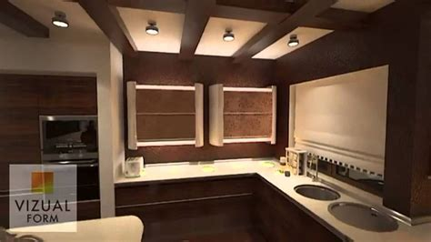 cuisine oriantale intérieur de cuisine dans le style