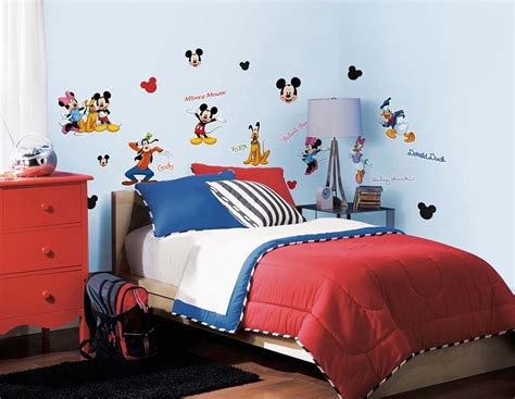 Wandtattoo Kinderzimmer Mickey Mouse by Wandsticker Mickey Mouse Club Tapetenwelt