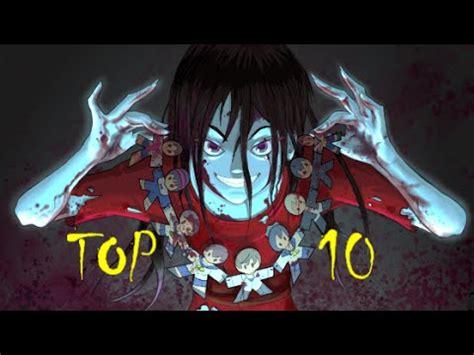 horror anime rating top 10 horror anime