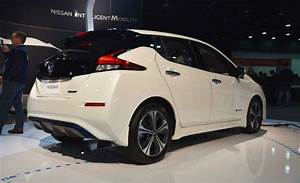 2018 Nissan Leaf Rear