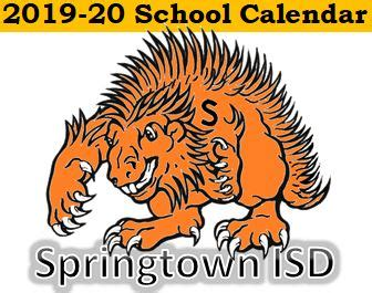 springtown isd overview