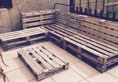 build pallet furniture step  easy craft ideas