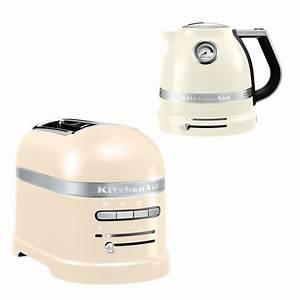 Wasserkocher Kitchen Aid : set kitchenaid 2 scheiben toaster und doppelwand wasserkocher mit temperaturvorwahl hagen ~ Yasmunasinghe.com Haus und Dekorationen