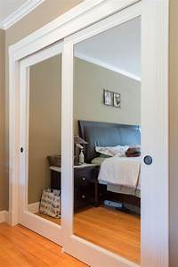 mirror sliding closet doors Create a New Look for Your Room with These Closet Door ...
