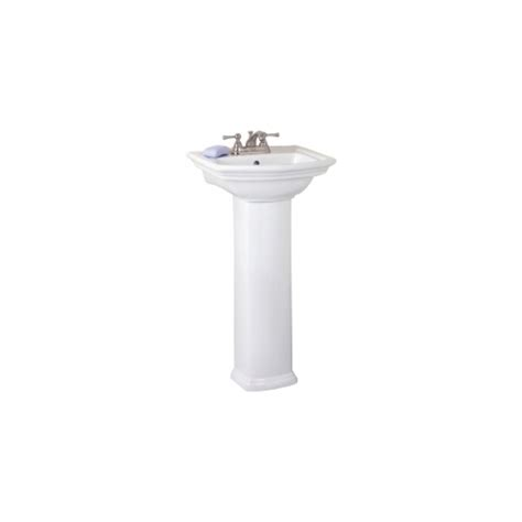 Barclay Pedestal Sink 460 by China Pedestal Lavatory Products On Sale