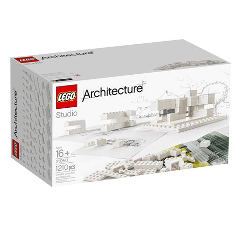 Amazon Lego Architecture Studio 21050 Building Blocks