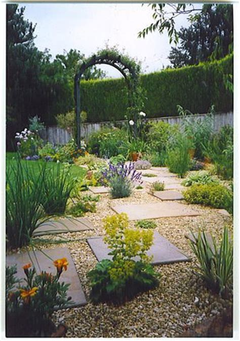 gravel garden ideas  pinterest landscape