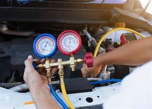 Car Ac Leak Repair Cost