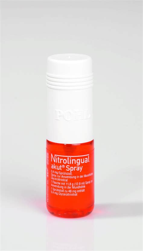 The Gallery For > Nitroglycerin Spray