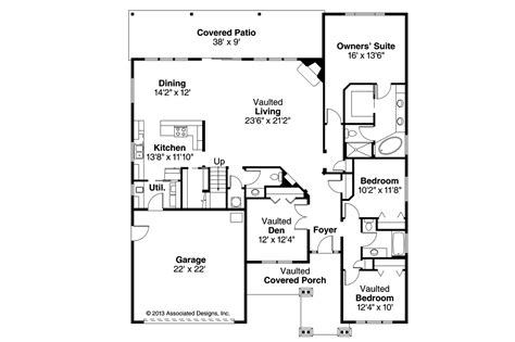 the house designers house plans craftsman house plans sutherlin 30 812 associated designs