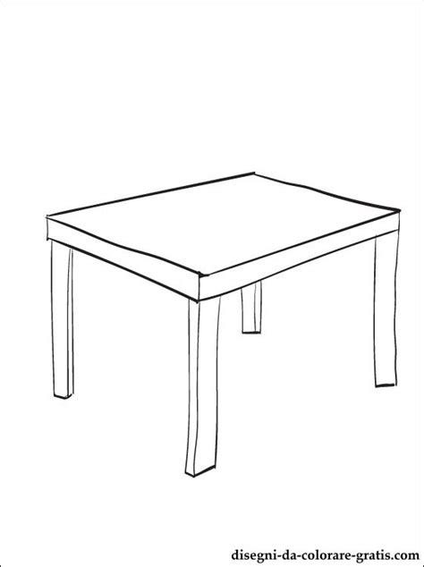 tavolo da colorare per bambini disegno tavolo da colorare disegni da colorare gratis