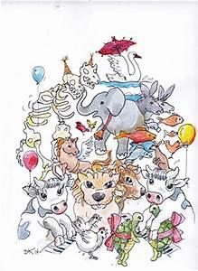 Karneval Schminken Tiere : kinderkonzert der karneval der tiere ein tierisch musikalisches vergn gen szene l beck ~ Frokenaadalensverden.com Haus und Dekorationen