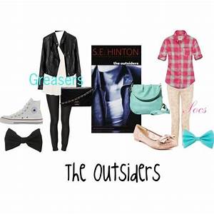 the outsiders greaser and socs - Google Search | What I'm ...