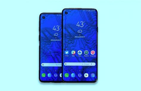samsung galaxy s10 specs leak out in a torrent galaxy s10 will a 5g variant lowyat net