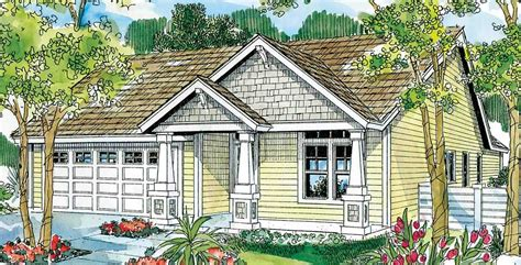 country craftsman home bdrms sq ft floor plan