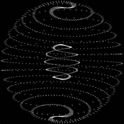 Optical Gifs Illusions Patterns Geometric Hypnotic Illusion