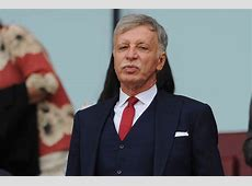 Arsenal Takeover Stan Kroenke delivers update on Alisher