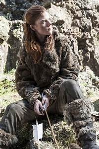Ygritte, Played by Rose Leslie   How Old Are the ...  Ygritte