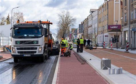 Izmaiņas satiksmes kustībā pilsētas centrā