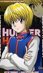 Kurapika Kurata 02 by Kyriount on DeviantArt   Hunter x ...