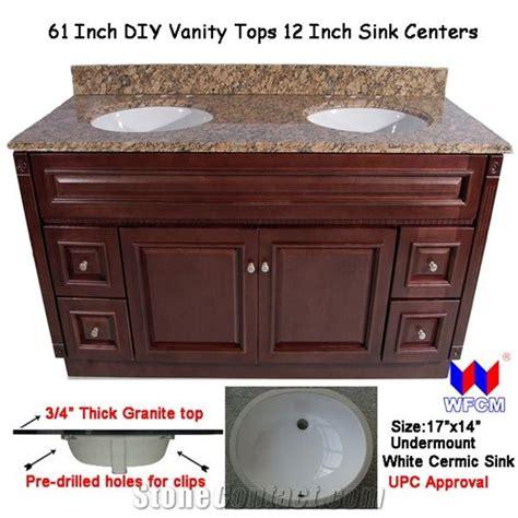 install undermount bathroom sink brackets  marble
