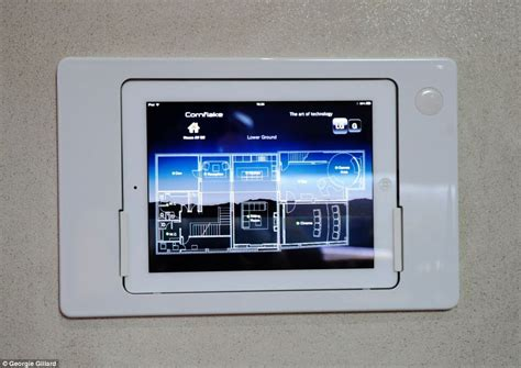 london property  kitted   ipads   walls