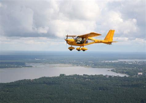 Testa lidojums ar lidmašīnu A-22